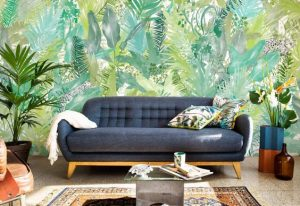 Tendencias Casadecor 2016:Decoración tropical